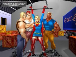 Caught in a dark warehouse by supergirl2006