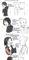 Shepard vs Upgrades by Wingedmoggy