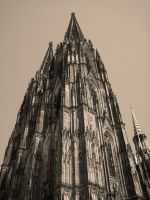 Gothic Cathedral by ElegantWorld