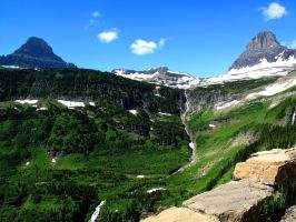 Logan Pass #2 by KRHPhotography