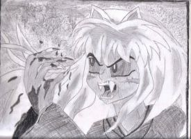 Full Demon Inuyasha by Looneygurl96