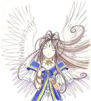 Belldandy by HaydenM