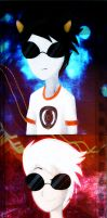 DAVE STRIDER... by LinKeyArt