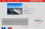 Web design ORKCREATION V4 by orkcreation