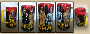 Watchmen Mug by JeffyP