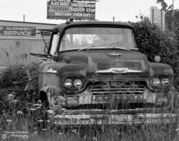 Old Chevy by ForsakenOutlaw
