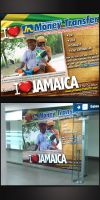 Jamaica National MT Wall Wrap by Methodologi