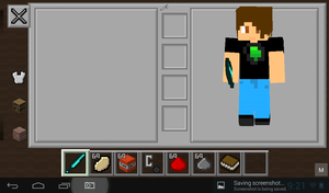 Me in MCPE by SomeSpecialNeeds