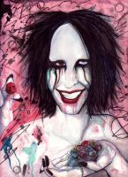 MandM Marilyn Manson by Anarchpeace