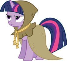 Robed twilight sparkle by Scotch208