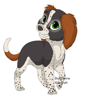 OPEN 20 Point Puppy Adoptable by 6LITCH-TH3-W01F