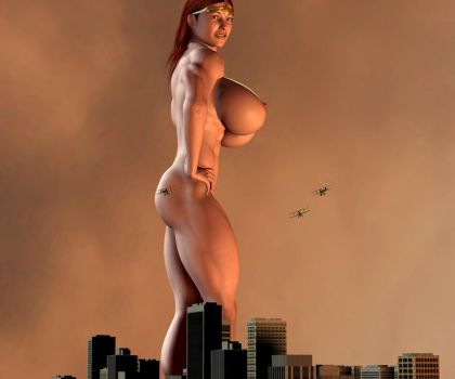 Cassietest2 by Exes2000 by Giantess-Cassie