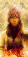FF XIII Signature Vertical by Hura134