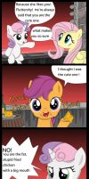 A pony like you by AVCHonline