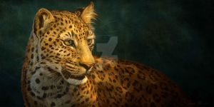 Leopard a by ablaise