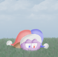 Borderless Marx is Bored by Candy-Swirl