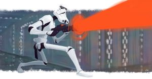Stormtrooper by thurZ