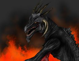 Dragon (Reaper) by tannen97