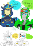 TF AoE (TFP) Sketches by konan-akatsuki-XxX