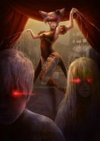 The Puppet Master by Qyrara