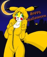 happy halloween 2011 by f0x-b0y
