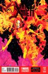 Dark Phoenix on All New X-Men cover by skyscraper48