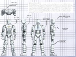 IOW Info Sheet: Cyberman by Librarian-bot