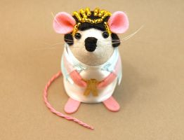 Cleopatra Mouse by The-House-of-Mouse