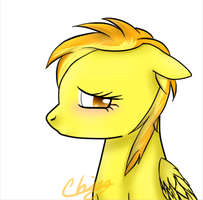 Sad Spitfire by Pinkie321Pie
