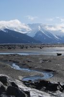 Alaska Beach 7 by prints-of-stock