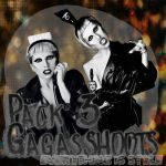 Pack 3 Gaga's Shoots by EverythingIsSTYLE