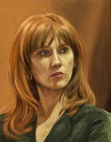 Catherine Tate by Eleonore