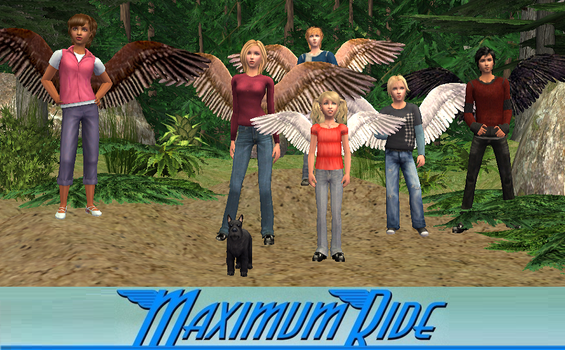 Maximum Ride by Synapse928