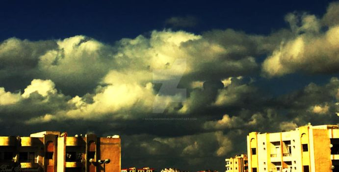 Clouds 284 by BaselMahmoud