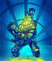 BioShock by petipoa