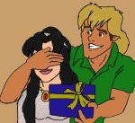 Theme 43: A Surprise gift by FaPingMulan