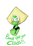 Back off you CLODS! by Mad-Hattress-Ari