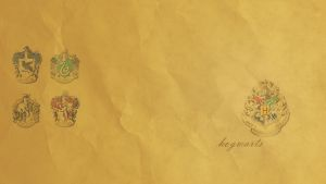 Harry Potter Logos Wallpaper by JonTylerthe27th