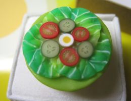 Delicious Salad Ring by skookyspry