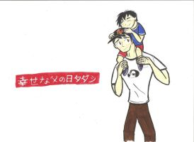 Hamada Fathers Day by Scared2dream