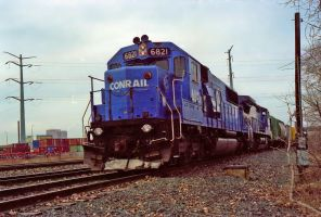 Conrail 33rd St 12-30-95 by eyepilot13