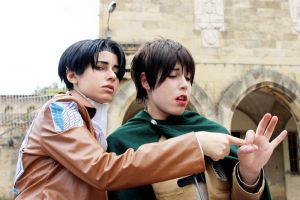 Ereri: He...he...heichouuuuu!!! by Smexy-Boy