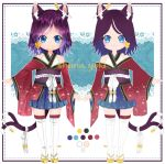Adopts 23 - #1 Flat and Palette by Shiina-Yuki