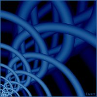 FEW-8 Phoenix-Blue-Tubes by Escara40