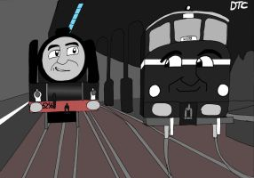 Sir Wiliam Stanier and LMS 10000 - RWS style by Dan-the-Countdowner
