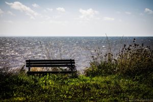 Bench on the Edge take 2 by steverankin