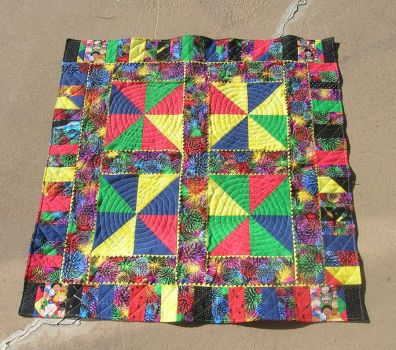 Josiah's Quilt 2010 by ethelinexile