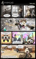 Crazydent evil 4 Page 6 by LinkerLuis