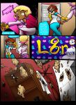 Jane and roxy comic page 17 by LeijonNepeta