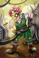 Gnome Engineer by Arwen111